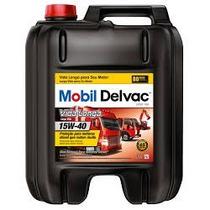 Oleo Motor Mobil Delvac Vida Longa 15w40 Ch4 Balde 20l 1400