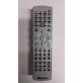 Control Remoto Para Memorex Dvd Vcr Tv Mvd4544
