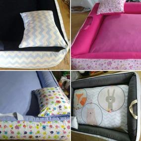 Ninho Baby Babynest Cama Montessori Passeio Bebê Criança M