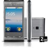 Lg Gt540 - 3.2mp, Mp3 Player, Fm, 3g, Android - De Vitrine
