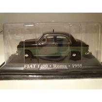 Taxis Del Mundo / Fiat 1400 Roma 1955