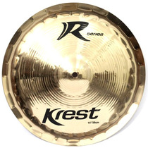 Prato China 14´ Serie R Da Krest Cymbals Bronze B8 - Dinhos