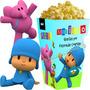 Mega Kit Imprimible Pocoyo Editable Cumpleaños Cotillon 2x1