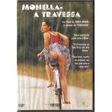 Dvd Monella - A Travessa - Novo***