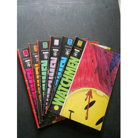 Alan Moore - Hq - Watchmen - 6 Volumes - 1988