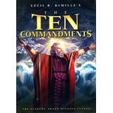 Dvd Los Diez Mandaminetos ( The Ten Commandments ) 1956 - Ce