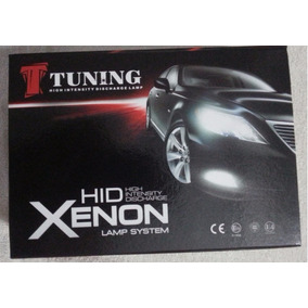 Luces Hid H4 Tuning 8000k Xenon Balastro Minislim 55 Watts