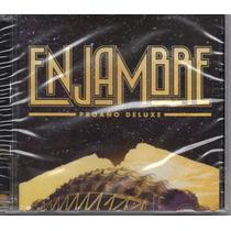 Enjambre / Proaño Deluxe Cd + Dvd