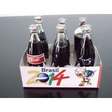 Coca Cola Botellitas En Miniatura Edicionlimitada Antiguas
