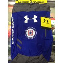 Mochila Sack Pack Under Armour De Cruz Azul 100%original