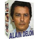 Coleção Ciclo Delon Vol.6 / Alain Delon / Box (3 Dvds)