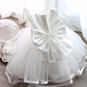 Vestidos Para Niñas Elegantes, Bautizo Fiestas )confecciones