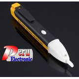 Lapiz Detector De Voltaje - Revelador De Tension -voltimetro