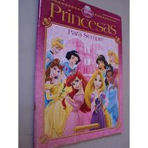 Album Figurinhas Princesas Para Sempre Disney **