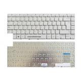 Teclado Samsung Np370r4e 370r43 370r Español Blanco Y Nuevo