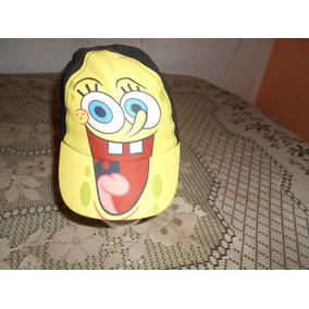 Nickelodeon***bob Esponja Gorra De Niño***