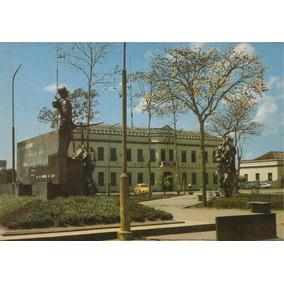 Rbr-14847- Postal Rio Branco, A C- Monumento Placido Castro