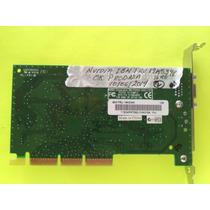 Tarjeta De Video 16mb Agp Nvidia Ibm Fru 19k5340 No. 2