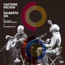 Lp Vinil Caetano Veloso E Gilberto Gil Um Seculo De Musica