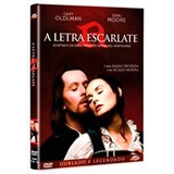 Dvd A Letra Escarlate Novo Original Lacrado Demi Moore Magia