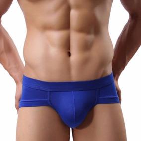 Ropa Interior Para Hombres Slips Boxers Delgados Cómodos
