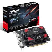 Video Ati Radeon Asus Amd R7 250 1gb Gddr5 Dvi Hdmi Mexx