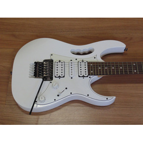 Guitarra Ibanez Jem Jr Wh Branca, Uni Music 12027 1