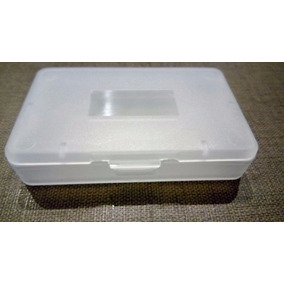 Case Protetora P/ Jogo Cartucho Gameboy Advance - 6 Unidades