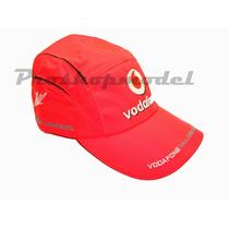 Gorra Vodafone Mclaren Mercedes Team 100% Original.