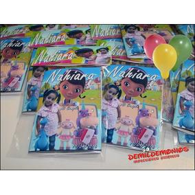 libritos para colorear doctora juguetes
