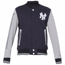 Jaqueta New Era New York Yankees Colegial Mlb Original