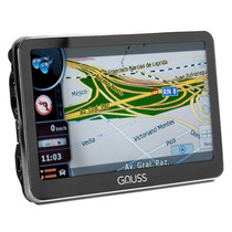 Gps Gauss Xl7 Lcd 7 Touch Tv Bluetooth Rep Video Y Audio