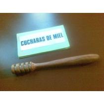 Miel Cuchara De Madera De Lapacho