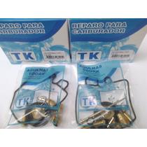 Reparo Completo Carburador Cb 400 (02 Kits) Toork Tk