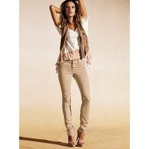 Jeans Damas Pantalones De Colores Importados Americanos