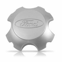 Calota Centro De Roda Esportiva Ford Ecosport Prata