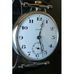 Reloj Antiguo Cyma Suizo Mecanico 15 Rubi Año 1910