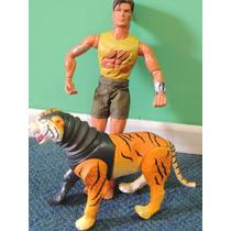 Max Steel Ataque De Tigre (dos Figuras)
