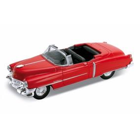 Miniatura Coleção Cadillac Eldorado 1953 1:36 Welly