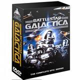 Battlestar Galactia La Serie Completa De 1978 En Dvd