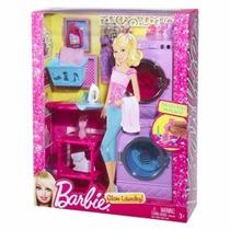 Barbie Cuarto De Lavanderia