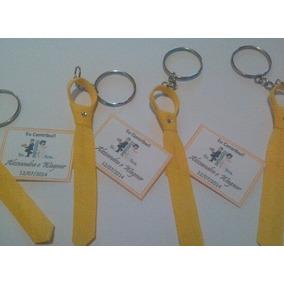 Mini Gravatinhas.kit Com 50, Com Strass, Cartão E Chaveiro