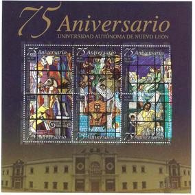 75 Aniv Universidad Autónoma De Nuevo León 2008