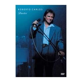 Dvd Roberto Carlos Duetos Compre Ja Me