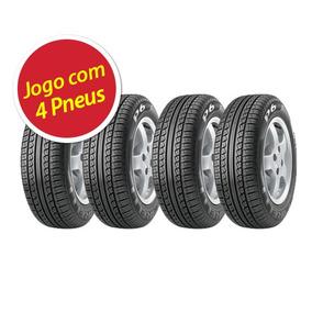 Kit Pneu Pirelli 185/60r14 P6 82h 4 Unidades