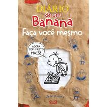 Livro Diario De Um Banana - Faca Voce Mesmo ( Novo ) - Kinne