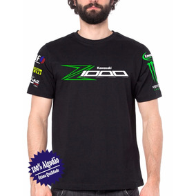 Camiseta Z1000 Monster Kawasaki