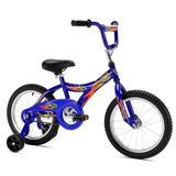 Bicicleta De Niño Kent Pro Bmx 16 - Azul