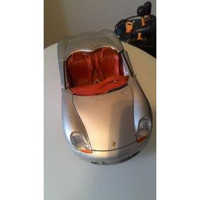 Sete Setembro Porsche Boxster 1/18 Maisto Sucata A