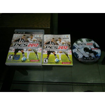 Pro Evolution Soccer 12 Completo Para Play Station 3